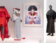 Изложба, посветена на кимоното, бе открита в Лондон