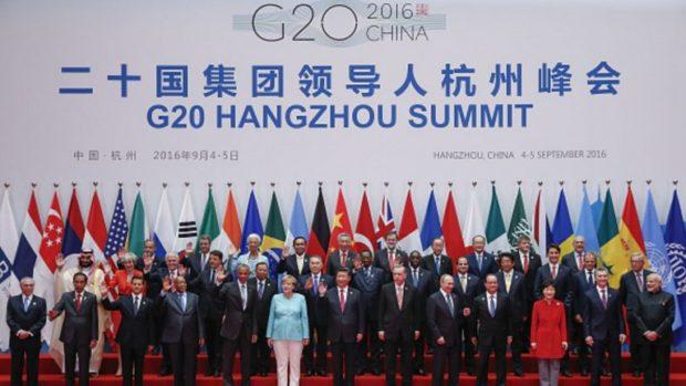 Лидерите на Г-20 обсъдиха мерки за борба с коронавируса