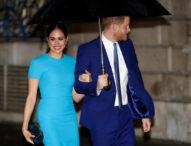 Хари и Меган присъстваха на последното си събитие като висши членове на кралското семейство