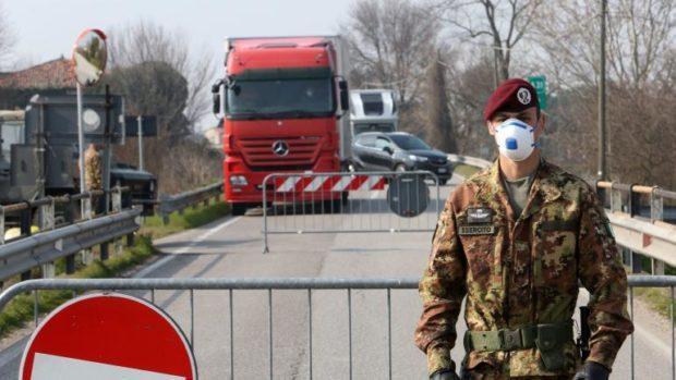 Жертвите в Италия растат, полицията включи и дронове да следи изпълнението на карантината