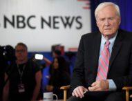 Популярният американски телевизионен водещ Крис Матюс подаде оставка на живо в ефир