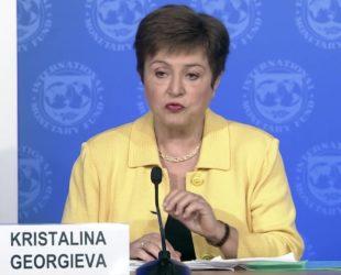 Кристалина Георгиева: Кризата представлява възможност