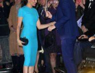"""Меган и Хари се появиха на официално събитие в """"Роял Албърт хол"""""""