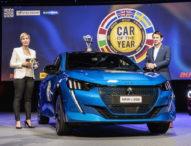 """Пежо 208 спечели титлата """"Кола на годината"""" на отмененото автошоу в Женева"""