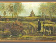 Крадци откраднаха картина на Ван Гог от затворен музей в Амстердам