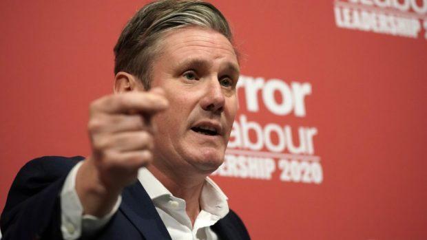 Сър Киър Стармър е новият лидер на британската Лейбъристка партия