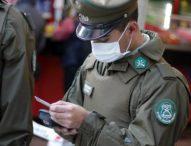Чилийската полиция залови жена, избягала от болница, след положителна проба за COVID-19