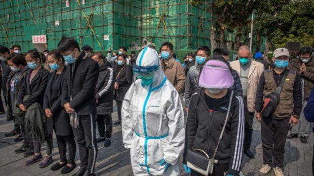 В Китай е ден на национален траур в памет на над 3 300 жертви на коронавируса