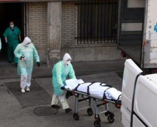 Испания с нов печален антирекорд – 950 жертви на COVID-19 за едно денонощие