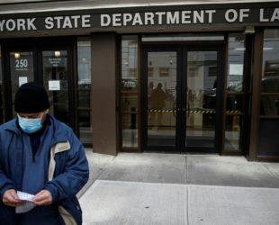 Заради пандемията: Рекорден ръст на молбите за помощи при безработица в САЩ до 6.6 милиона