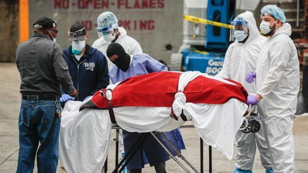 Броят на смъртните случаи от коронавируса в САЩ надхвърли 5000 души