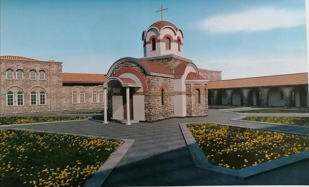 Започна изграждането на нов храм в Кърджали