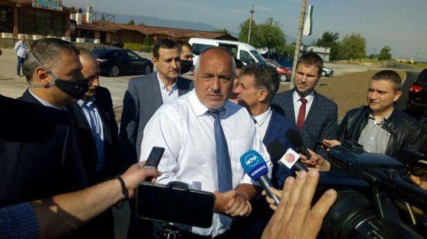 Бойко Борисов: Ако получа писмо от Левски за акциите, ще го скъсам
