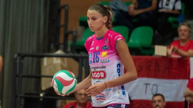 Елица Василева напуска Новара