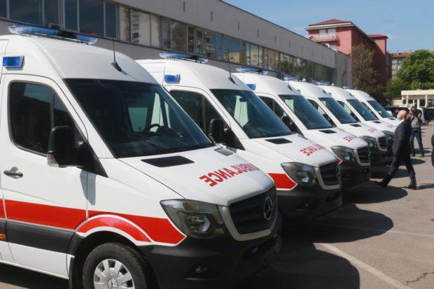 За пример: ВМА получи шест линейки като дарение