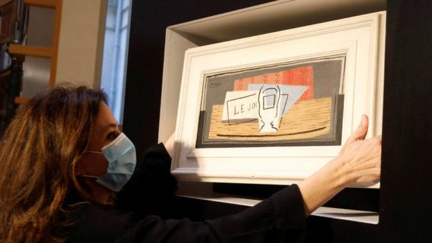Италианка спечели от лотарията картина на Пабло Пикасо за 1 млн. евро