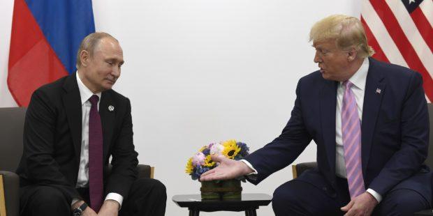 Москва очаква подробности за предложението на Тръмп да разшири Г-7