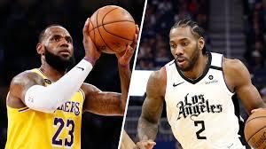 НБА се подновява с дербито Лейкърс – Клипърс