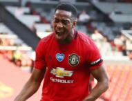 Хеттрик на Марсиал донесе победата на Манчестър Юнайтед над Шефилд Юнайтед