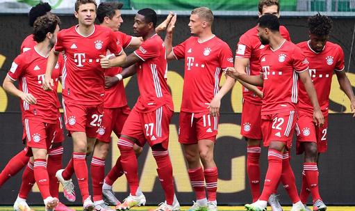 Байерн (Мюнхен) завърши Бундеслигата със 100 гола, рекорд за Томас Мюлер