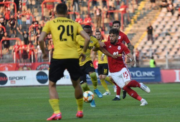 ЦСКА – София надигра Ботев (Пловдив) с 2:0 и е на финал за Купата на България