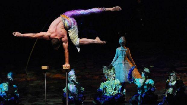 Най-известният Цирк дю Солей обяви банкрут