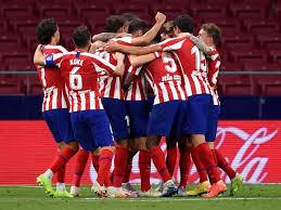 Атлетико (Мадрид) се утвърди в топ 3 след четвърти пореден успех