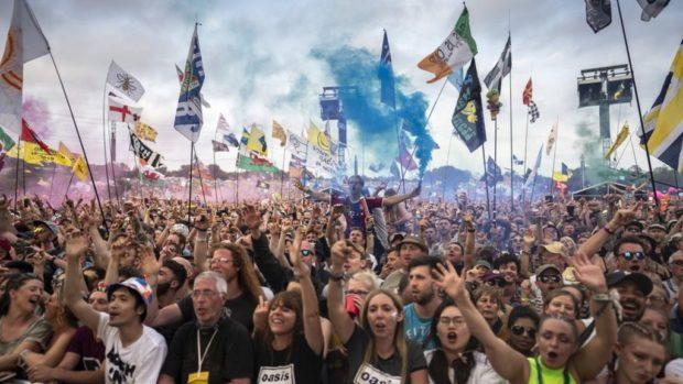 Поглед назад към началото на една легенда: Фестивалът Гластънбъри