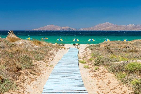Гръцкият остров Кос посрещна първите 180 германски туристи