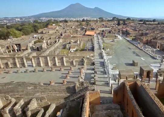 Попарен от коронавируса, древният град Помпей се възражда за нов живот