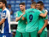 Реал М. излезе начело в Испания след 1:0 над домакина Еспаньол