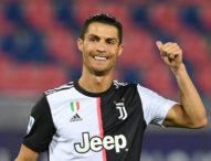 Кристиано Роналдо продължава с рекордите в Италия