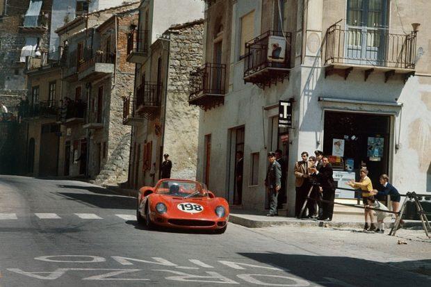 Авто Фест: Историята на италианското рали Targa Florio