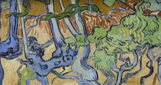 Откриха дърветата, нарисувани от Ван Гог часове преди да се простреля