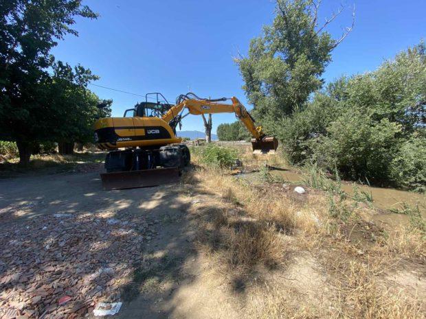 Обявяват частично бедствено положение в пазарджишко село заради скъсана дига