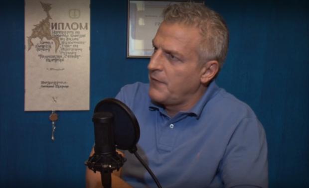 Петър Москов в Дискурси с Ивайло Цветков