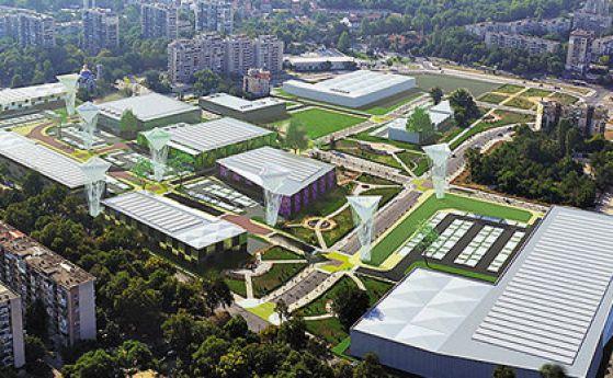 В София Тех Парк правят първа копка на сградата на българския суперкомпютър
