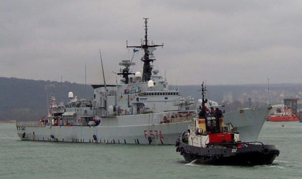 Откриха Военноморски координационен център във Варна