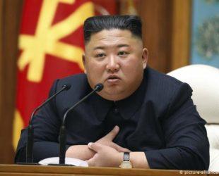 Ким Чен Ун посети мавзолея на дядо си по повод 26-ата годишнина от смъртта му