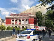 Министър Банов след оглед на пожара в операта в Русе: Застраховката би трябвало да покрие щетите
