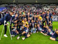 ПСЖ с рекордна Купа на Франция, Мбапе напусна терена с контузия