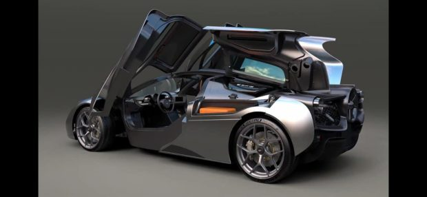Авто Фест: Наследникът на великия McLaren F1 – GMA T.50, Nissan Leaf, Skoda Scala и Dacia Logan