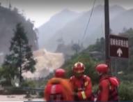 Мощният тайфун Хагупит продължава да сее хаос в източната част на Китай