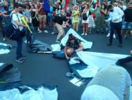 В Пловдив съставиха актове на 37 протестиращи