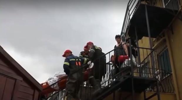 Най-малко седем са вече загиналите на гръцкия остров Евбея