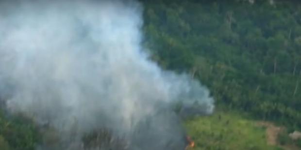 Амазонската джунгла отново е заплашена от горски пожари