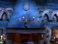 Магия, дезинфекция и дистанция в студиото на Хари Потър в Лондон