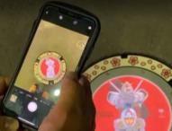 Японски град инсталира светодиодни капаци на шахти с мотиви от аниме