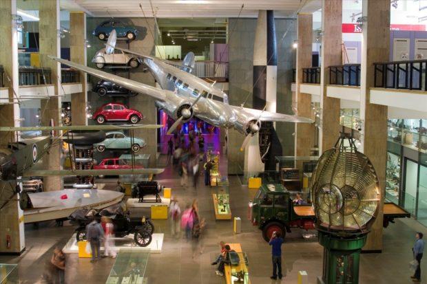Музеят на науката в Лондон отваря отново врати след петмесечна пауза