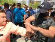 Мъжът, нападнал журналисти на форума на ГЕРБ, е посегнал на още трима души